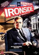 """Ironside"" - Danish DVD movie cover (xs thumbnail)"