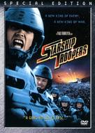 Starship Troopers - DVD movie cover (xs thumbnail)