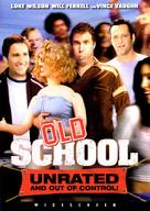 Old School - Movie Cover (xs thumbnail)