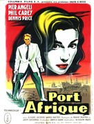 Port Afrique - French Movie Poster (xs thumbnail)