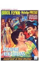 Adventures of Captain Fabian - Belgian Movie Poster (xs thumbnail)