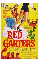 Red Garters - Movie Poster (xs thumbnail)