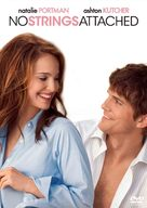 No Strings Attached - DVD cover (xs thumbnail)