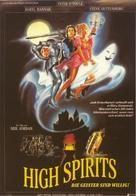 High Spirits - German Movie Poster (xs thumbnail)
