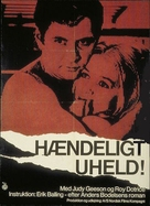 Hændeligt uheld - Danish Movie Poster (xs thumbnail)