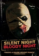 Silent Night, Bloody Night: The Homecoming - DVD cover (xs thumbnail)
