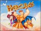Hercules - British Movie Poster (xs thumbnail)