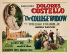 The College Widow - Movie Poster (xs thumbnail)