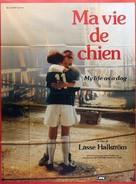 Mitt liv som hund - French Movie Poster (xs thumbnail)