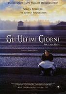 The Last Days - Italian poster (xs thumbnail)