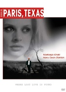 Paris, Texas - DVD cover (xs thumbnail)