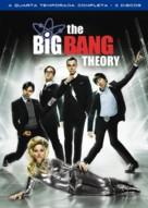 """The Big Bang Theory"" - Brazilian DVD movie cover (xs thumbnail)"