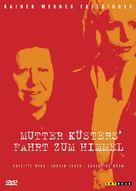 Mutter Küsters Fahrt zum Himmel - German DVD cover (xs thumbnail)