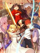 """""""Fate/Stay Night: Unlimited Blade Works"""" - Key art (xs thumbnail)"""