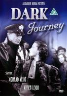 Dark Journey - British Movie Cover (xs thumbnail)