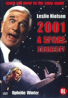 2001: A Space Travesty - Dutch Movie Cover (xs thumbnail)