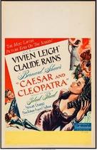 Caesar and Cleopatra - Movie Poster (xs thumbnail)