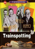 Trainspotting - British Movie Cover (xs thumbnail)