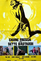 Brute Corps - Italian Movie Poster (xs thumbnail)