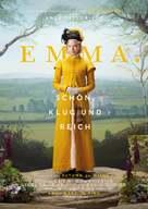 Emma - German Movie Poster (xs thumbnail)