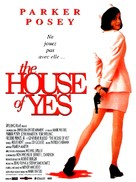 The House of Yes - French Movie Poster (xs thumbnail)