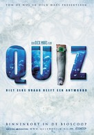 Quiz - Dutch Movie Poster (xs thumbnail)