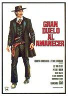 Il grande duello - Spanish Movie Poster (xs thumbnail)