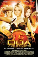 Dead Or Alive - Mexican Movie Poster (xs thumbnail)
