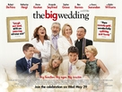 The Big Wedding - British Movie Poster (xs thumbnail)