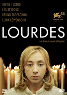 Lourdes - Portuguese DVD cover (xs thumbnail)