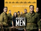 The Monuments Men - British Movie Poster (xs thumbnail)