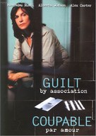 Guilt by Association - Canadian DVD movie cover (xs thumbnail)