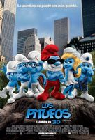 The Smurfs - Mexican Movie Poster (xs thumbnail)