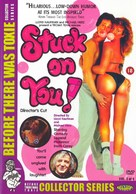 Stuck on You! - British DVD cover (xs thumbnail)
