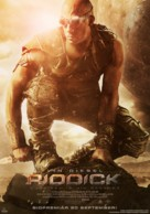 Riddick - Swedish Movie Poster (xs thumbnail)