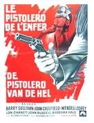 Buckskin - Belgian Movie Poster (xs thumbnail)