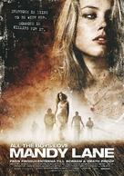 All the Boys Love Mandy Lane - Swedish Movie Poster (xs thumbnail)