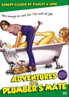 Adventures of a Plumber's Mate - DVD movie cover (xs thumbnail)