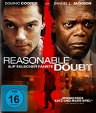 Reasonable Doubt - German Movie Cover (xs thumbnail)