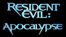 Resident Evil: Apocalypse - Logo (xs thumbnail)