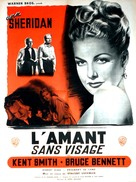 Nora Prentiss - French Movie Poster (xs thumbnail)