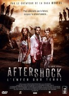 Aftershock - French DVD cover (xs thumbnail)