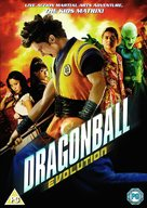 Dragonball Evolution - British Movie Cover (xs thumbnail)