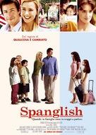 Spanglish - Italian poster (xs thumbnail)