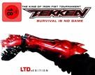 Tekken - Blu-Ray cover (xs thumbnail)