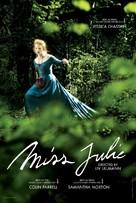 Miss Julie - British Movie Poster (xs thumbnail)