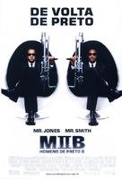 Men In Black II - Brazilian Movie Poster (xs thumbnail)