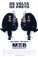Men in Black II - Brazilian Movie Poster (xs thumbnail)