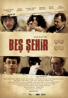 Bes sehir - Turkish Movie Poster (xs thumbnail)