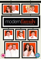 """Modern Family"" - British DVD movie cover (xs thumbnail)"